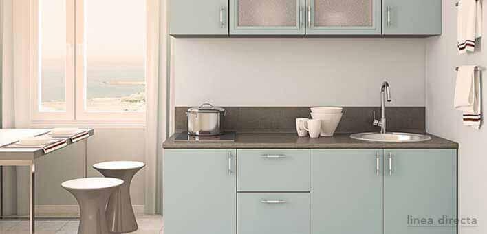 Cómo sacar partido a una cocina pequeña - Consejos Línea Directa
